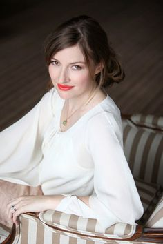 Kelly MacDonald, voice of Brave's Princess Merida, dishes on her favorite foodie haunts in Glasgow