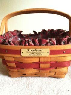 Longaberger Christmas Basket.250 Best My Longaberger Basket Collection Images Basket