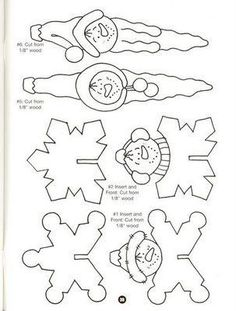 Malvorlagen Archives - Page 510 of 637 - Pins Christmas Advent Wreath, Paper Christmas Decorations, Christmas Ornaments To Make, Christmas Projects, Winter Christmas, Kids Christmas, Christmas Crafts, Christmas Templates, Christmas Printables