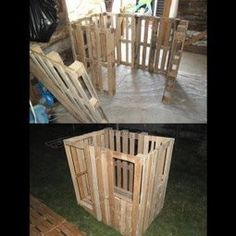 Kids house | 1001 Pallets | 1001 Pallets ideas !