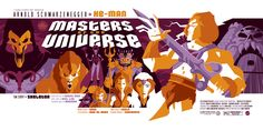 masters of the universe poster by strongstuff.deviantart.com
