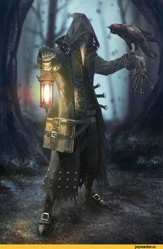Тёмное фэнтези,Fantasy,Fantasy art,art,арт,красивые картинки,чумной доктор