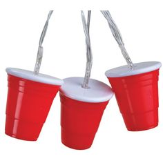 RED CUP PARTY LIGHTS U$19.95