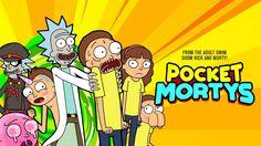 Pocket Mortys v1.10.4 [Mod Money] Apk Mod  Data http://www.faridgames.tk/2017/04/pocket-mortys-v1104-mod-money-apk-mod.html