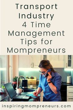 Here are some time management tips you can incorporate daily while on the road to maximize the time you have and balance out your life. #transportindustry #timemanagement #tips #mompreneurs #productivity Where Did It Go, Task To Do, Time Management Skills, Planning Your Day, New York Post, Entrepreneurship, Business Tips, Productivity, Traveling By Yourself