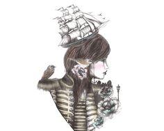 Jessica Stewart Jessica Stewart, Surrealism, Drawings, Anime, Organic, Artists, Tattoos, Design, Tatuajes