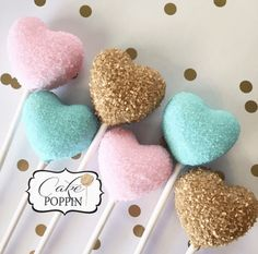 50 Cake Pops to say I love you!