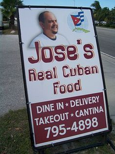 Now with a downtown Take Out location! Best. Cuban. Food. Ever. Got to eat here in Bradenton, FL.