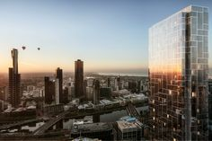 Australia is looking for inspiration from New York when it comes to skyscraper design and improving development returns on small CBD sites.