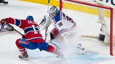 Stanley Cup playoffs, NHL, NY Rangers, Montreal Canadiens
