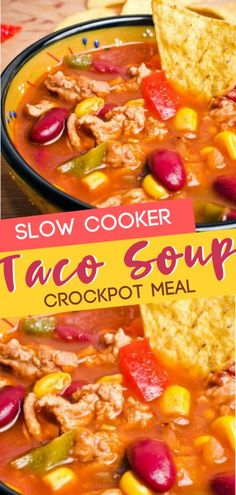 A family favorite, this easy taco soup recipe makes a lot of soup! You can have a fun variation of this recipe. Follow this blog for a flavorful recipe that is loved by your friends and family!