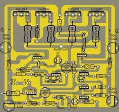 How to make transistor amplifier using 4 transostor?- How to make transistor amplifier using 4 transostor? electronics How to make transistor amplifier using 4 transostor? Amplificador 12v, Diy Guitar Pedal, Circuit Board Design, Hifi Amplifier, Electronic Circuit Design, Electronics Basics, Electronics Projects, Arduino Projects, Electronic Schematics