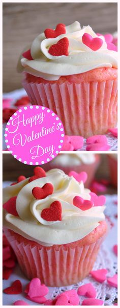 Valentine's Day Cupcake ideas |House of Yumm|