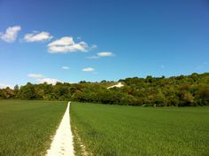 Whiteleaf Cross, Near Princes Risborough, Bucks, UK - look out for the cross cut into the chalk