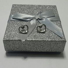 Tiffany&co Elsa Peretti Large Open Heart Earrings Tiffany&co Large Elsa Peretti Open Heart Earrings Sterling Silver 925 Tiffany & Co. Jewelry Earrings