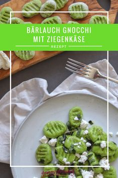 Italian Recipes, Sprouts, Pasta, Favorite Recipes, Vegetables, Cooking, Lifestyle, Wild Garlic, Chef Recipes