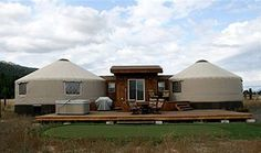 Frequently Asked Yurt Questions & Answers - Pacific Yurts