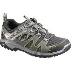 Chaco Mens Outcross EVO 4 Hiking Shoe Sulphur 13 M US -- You can get more details by clicking on the image.