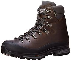 Scarpa Mens Kinesis Pro GTX Hiking Boots Ebony 48  Etip Lite Gripper Glove Bundle * Want additional info? Click on the image.