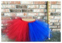 DIY Harley Quinn Costume Tutu Tutorial for Kids