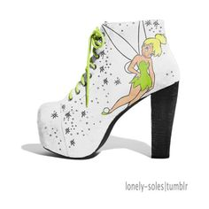 Imaginary Shoes from Lonely-Soles ❤ liked on Polyvore featuring shoes, heels, boots, heeled shoes, cat footwear, petite shoes, cat print shoes and cat shoes