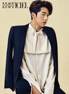 Nam Joo Hyuk L'Officiel Hommes Korea November 2016 Look 5
