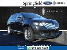 2013 Lincoln MKX  Sport Utility 29k miles $30,998 29017 miles 610-628-4539 Transmission: Automatic  #Lincoln #MKX #used #cars #SpringfieldFord #Springfield #PA #tapcars
