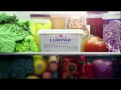 LURPAK - Comercial de manteiga sem família feliz que acorda ofensivamente cedo.