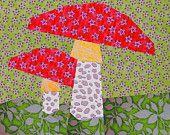 Dutch Doll paper pieced quilt block pattern
