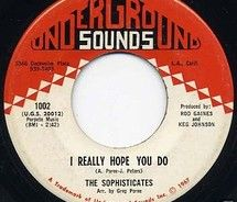 VERY RARE Northern Soul 45 - The Sophisticates -