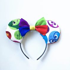 A personal favorite from my Etsy shop https://www.etsy.com/listing/256720834/inside-out-ears-disney-inside-out-ears