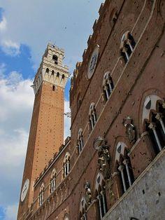 Siena, #Tuscany #Italy #Europe
