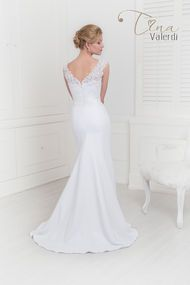 wedding dress Lirio Каталог, страница товара — Tina Valerdi