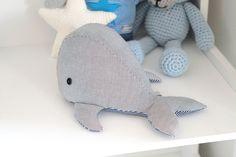Kleiner Wal zum Kuscheln