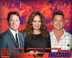 *PIN to WIN* The Dukes of Hazzard reunion will be happening at #SLCC16! #utah