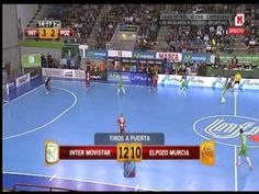 211. COMPETITION: Honor Division INTER MOVISTAR v POZO Murcia [Spanish, Full Match - 1:20.52] ▶