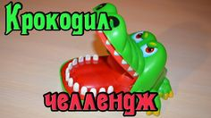 Вызов! Крокодил челлендж    CROCODILE DENTIST CHALLENGE!