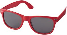 Lunettes Rétro Ray Way Rouge