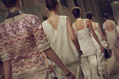 ANDREA JANKE Finest Accessories: Behind The Scenes of CHANEL Cruise 2013/14