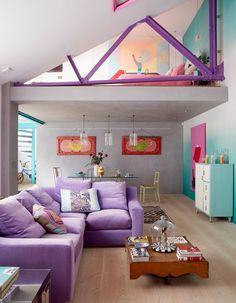 Dream Home Design, Home Interior Design, Room Ideas Bedroom, Bedroom Decor, Deco Cool, Pastel Room, Colourful Living Room, Aesthetic Room Decor, Dream Rooms