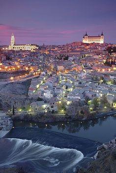 From LITTLE PASSPORT - SPAIN - Toledo, Spain
