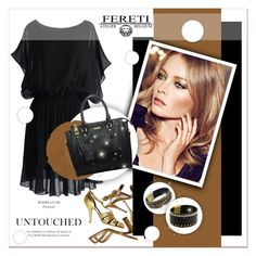 """FERETI"" by janee-oss ❤ liked on Polyvore"
