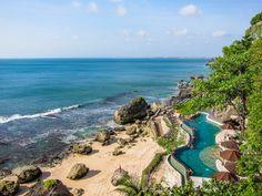 Four Seasons Hotel in Jimbaran Bay, Ayana Resort, 5 star hotel