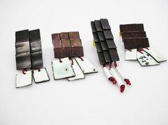 Mariko Sumioka  Roof Earrings Series
