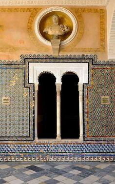 Casa Pilatos, Sevilla.