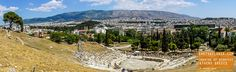 Theatre of Dionysus in Athens Greece