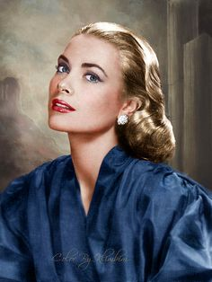 Grace Kelly retired from acting at the age of 26 to marry Rainier and began her duties in Monaco. They had three children: Caroline, Albert, and Stéphanie.