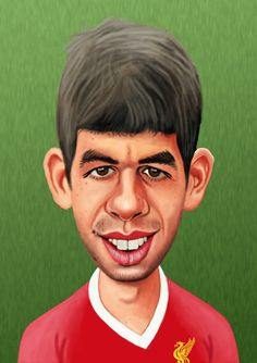 Jon Flanagan Ynwa Liverpool, Liverpool Players, Liverpool Football Club, Best Football Team, Football Soccer, Football Players, Caricatures, Premier League Soccer, You'll Never Walk Alone