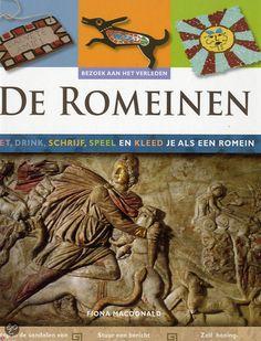 Interessant boek met leuke doe-opdrachten over de Romeinen.