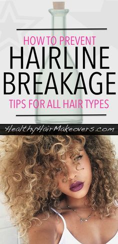 how to stop hair from breakage and falling out
